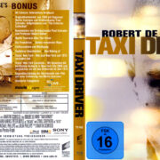 Taxi Driver (1976) R2 German Blu-Ray Cover