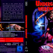 Underground Werewolf (1988) R2 German Blu-Ray Covers