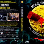 Die Reise zum Mond (1902) R2 german Blu-Ray Covers