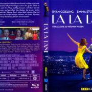 La La Land (2016) R2 german Blu-Ray Covers