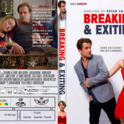 Breaking Exiting (2018) R0 Custom DVD Cover