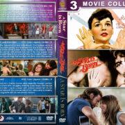 A Star is Born Trilogy (1954-2018) R1 Custom DVD Cover