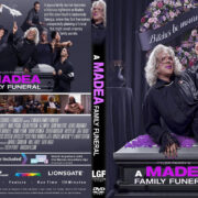 A Madea Family Funeral (2019) R1 Custom DVD Cover