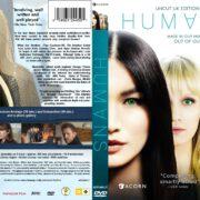 Humans: Season 1 (2015) R2 DVD Cover