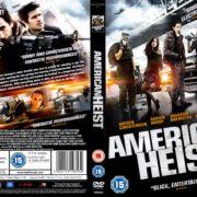 American Heist (2014) R2 DVD Cover