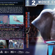 Dumbo Collection (1941-2019) R1 Custom Blu-Ray cover