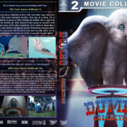 Dumbo Collection (1941-2019) R1 Custom DVD Cover