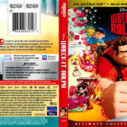 Wreck-It Ralph (2012) 4K UHD Cover