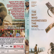 The Boy Who Harnessed the Wind (2019) R1 Custom DVD Cover