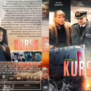 Kursk (2019) R1 Custom DVD Cover