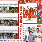 Daddy Day Care / Day Camp / Grand Daddy Day Care Triple Feature (2003-2019) R1 Custom DVD Cover