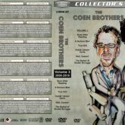 The Coen Brothers Collection – Volume 3 (2008-2018) R1 Custom DVD Covers