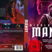 Mandy (2017) R2 German Custom Blu-Ray Covers