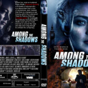 Among The Shadows (2019) R0 Custom DVD Cover