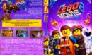 The Lego Movie 2: The Second Part (2019) R1 Custom DVD Cover