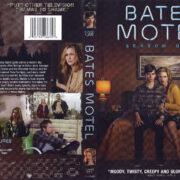 Bates Motel: Season 1 (2013) R1 DVD Cover