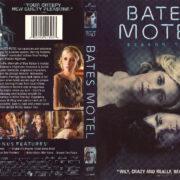 Bates Motel: Season 2 (2014) R1 DVD Cover