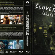 Cloverfield Collection (2008-2018) R1 Custom Blu-Ray Cover