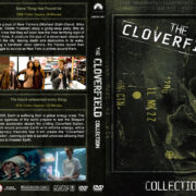 Cloverfield Collection (2008-2018) R1 Custom DVD Cover