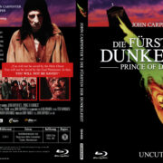 Die Fürsten der Dunkelheit – Prince of Darkness (1987) R2 German Blu-Ray Cover & label