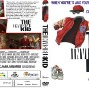 The Invisible Kid (1988) R0 Custom DVD Cover