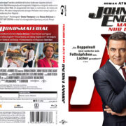 Johnny English – Man lebt nur dreimal (2019) R2 German Custom Blu-Ray Cover