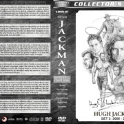 Hugh Jackman Filmography – Set 3 (2006-2008) R1 Custom DVD Cover