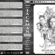 Hugh Jackman Filmography – Set 5 (2012-2014) R1 Custom DVD Covers