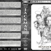 Hugh Jackman Filmography – Set 6 (2015-2017) R1 Custom DVD Covers