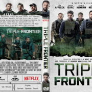 Triple Frontier (2019) R0 Custom DVD Cover