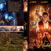 Aladdin (2019) R0 Custom DVD Cover V2