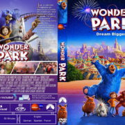 Wonder Park (2019) R0 Custom DVD Cover