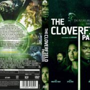 The Cloverfield Paradox (2018) R2 German Blu-Ray Cover