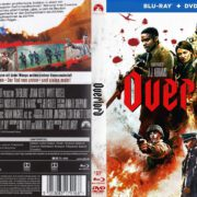 Overlord (2018) R2 German Blu-Ray Cover