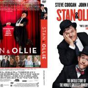 Stan & Ollie (2018) R1 Custom DVD Cover