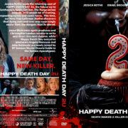 Happy Death Day 2U (2019) R1 Custom DVD Cover
