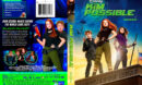 Kim Possible (2019) R1 Custom DVD Cover