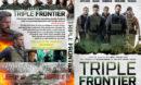 Triple Frontier (2019) R1 Custom DVD Cover