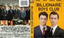 Billionaire Boys Club (2018) R1 DVD Cover