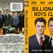 Billionaire Boys Club (2018) R1 DVD Cover