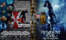Resident Evil - Apocalypse (2004) R2 Custom german DVD cover