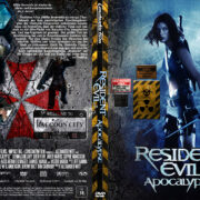 Resident Evil – Apocalypse (2004) R2 Custom german DVD cover