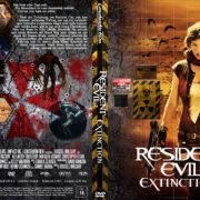 Resident Evil – Extinction (2007) R2 german Custom DVD cover