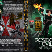 Resident Evil - Afterlife (2010) R2 German Custom DVD Cover