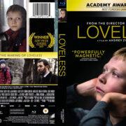 Loveless (2017) R1 Blu-Ray Cover