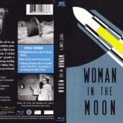 Woman in the Moon (1929) R1 Blu-Ray Cover & Label