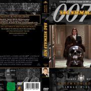 James Bond 007 - Never say never again (1983) R2 german DVD cover