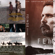 Feinde – Hostiles (2018) R2 German Custom Blu-Ray Covers & Label