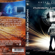 Origin Unknown (2018) R2 german Custom Blu-Ray Covers