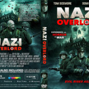 Nazi Overlord (2018) R0 Custom DVD Cover